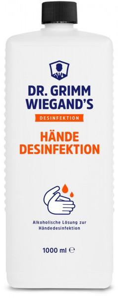 Dr. Grimms Handdesinfektion 1,0l