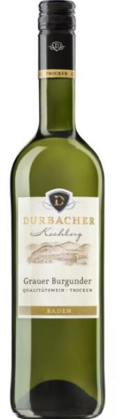 Durbacher Kochberg Grauburgunder trocken