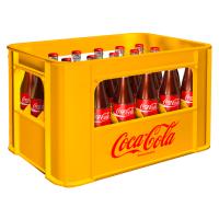 Coca Cola 24x0,33l Glas