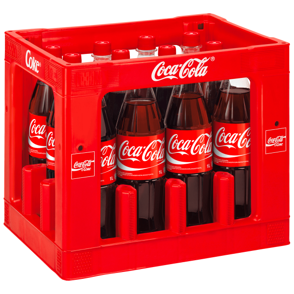 Coca Cola 12x1,00l PET