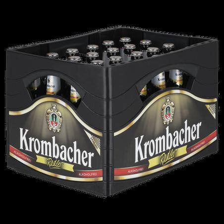 Krombacher Radler alkoholfrei 24x0,33l