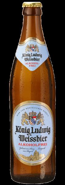 König Ludwig Weissbier alkoholfrei 20x0,50l