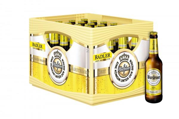 Warsteiner Radler 24x0,33l