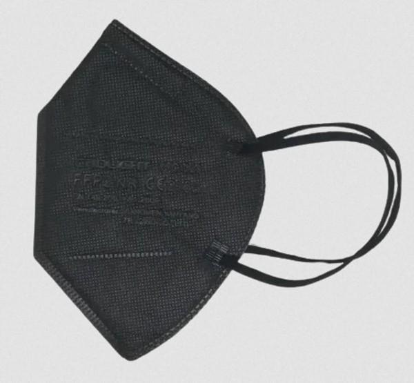 FFP2- Masken schwarz 25er-Box (ab 0,69€ netto/St.)