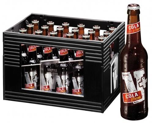 Veltins V+ Cola 24x0,33l