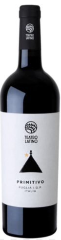 Teatro Latino Primitivo Puglia IGP, trocken
