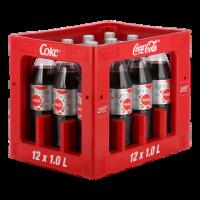 Coca Cola light 12x1,00l PET