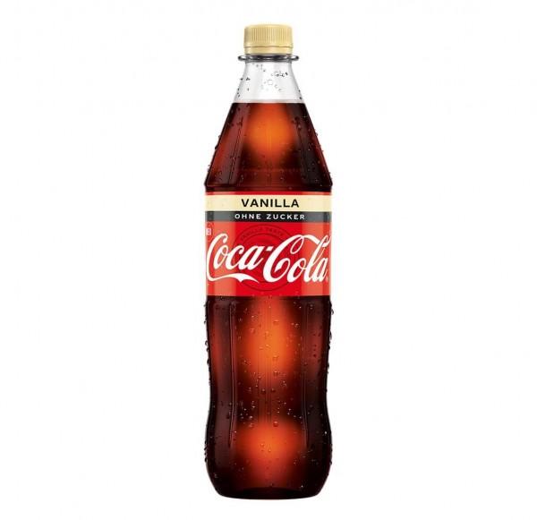 Coca Cola Vanilla 12x1,00l PET
