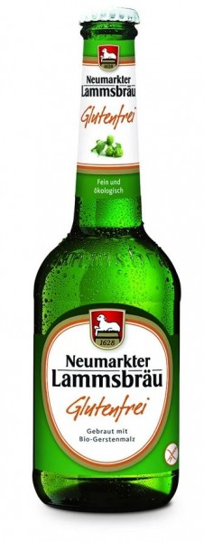 Lammsbräu glutenfrei 10x0,33l