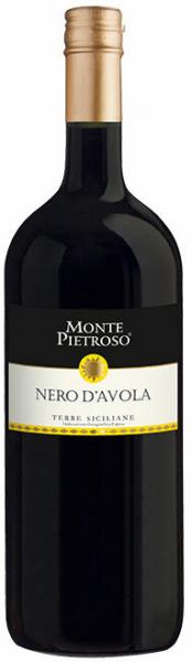 Casa Vinicola Monte Pietroso Nero d'Avola IGT, trocken, 1,5 l