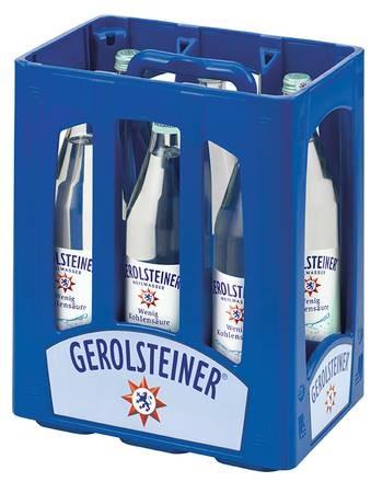 Gerolsteiner Heilwasser 6x1,00l